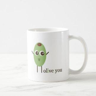 Olive You Coffee Mug