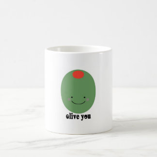 Olive You Coffee Mug