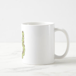 "Olive You ""I Love You"" Basic White Mug"
