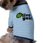 Olive You! Pet Clothes