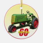 Oliver 60 Row Crop Christmas Ornament