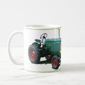 Oliver 66 classic white coffee mug