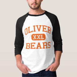 Oliver - Bears - High - Pittsburgh Pennsylvania T-Shirt