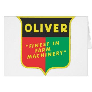 Oliver Card