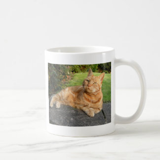 Oliver Cat Coffee Mug