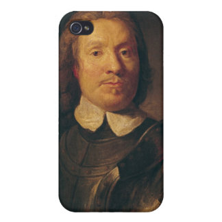 Oliver Cromwell iPhone 4 Case