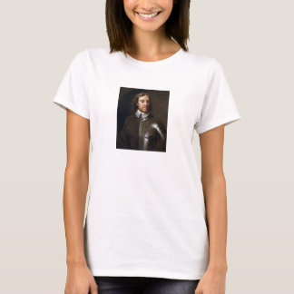 Oliver Cromwell Painting T-Shirt