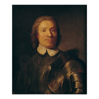 Oliver Cromwell Poster