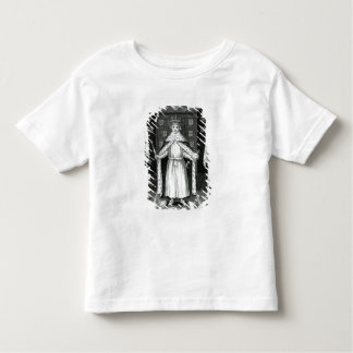 Oliver Cromwell  standing in state; Toddler T-Shirt