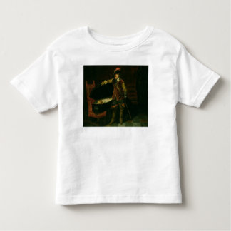 Oliver Cromwell  with the Coffin of Charles I Toddler T-Shirt