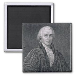 Oliver Ellsworth, engraved by E. Mackenzie (engrav Magnet