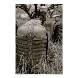 Oliver Farm Tractor Print