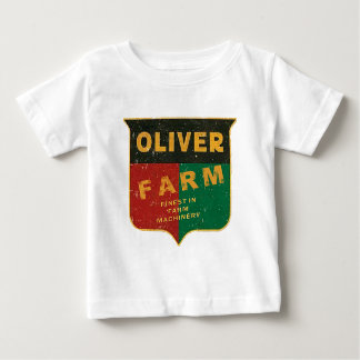 Oliver Farming Baby T-Shirt