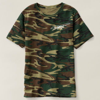 Oliver Frost Custom Signature Camo Tee