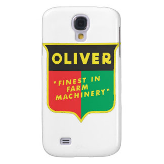 Oliver Galaxy S4 Case