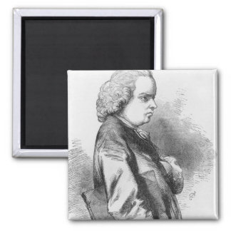 Oliver Goldsmith Magnet