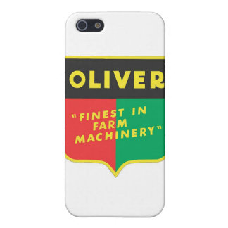 Oliver iPhone 5 Case