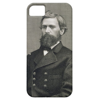 Oliver Otis Howard (1830-1909), engraved by Robert iPhone 5 Cases
