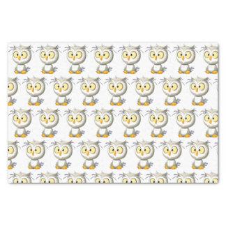 Oliver Owl Baby Shower Tissue Gift Wrap Tissue Paper