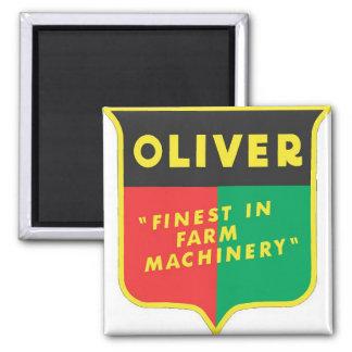Oliver Square Magnet