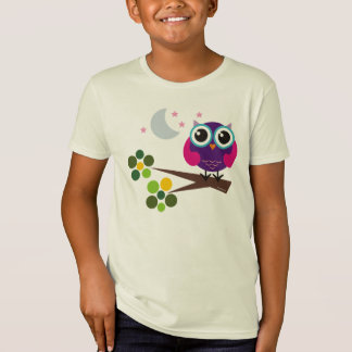 Oliver, the Owl T-shirt