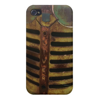 Oliver Tractor Grill iPhone Case iPhone 4/4S Cover