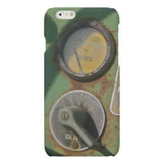 Oliver Tractor Panel iPhone Case Matte iPhone 6 Case
