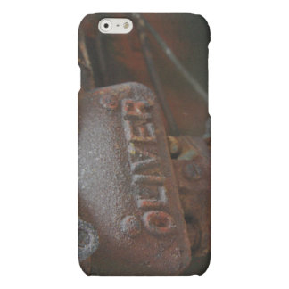 Oliver Tractor Part iPhone Case Matte iPhone 6 Case