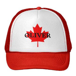OLIVER TRUCKER HATS