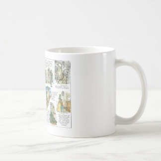 Oliver Twist Basic White Mug