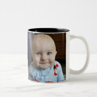 Oliver Two-Tone Coffee Mug
