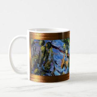 olives basic white mug