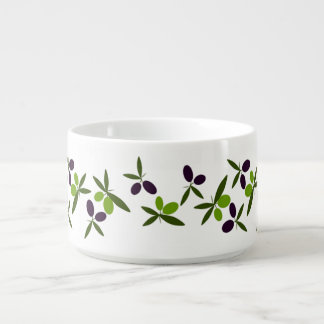 Olives Small Soup Mug