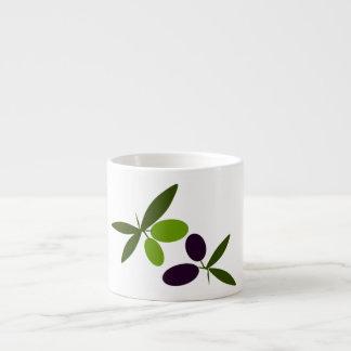 Olives Espresso Mug