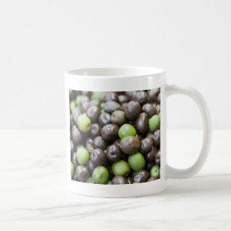 olives in brine coffee mug
