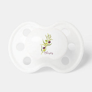 Olives Pacifiers