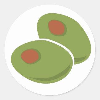 Olives Sticker