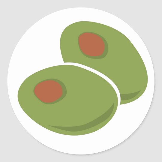 Olives Sticker