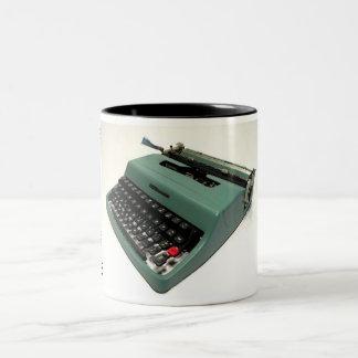 Olivetti Lettera 32 Two-Tone Mug