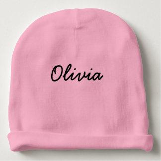 Olivia Baby Girl Hat Baby Beanie