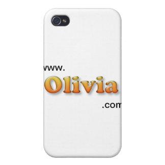 olivia iPhone 4/4S case