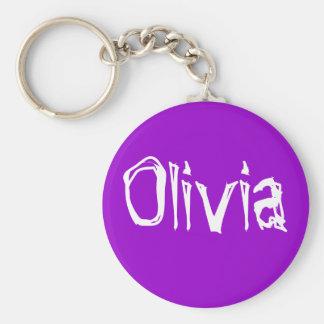 Olivia Key Ring