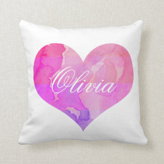 Olivia Name Pillow (make it your own!) Cushion
