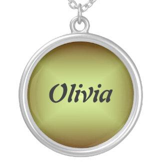 Olivia Pendants