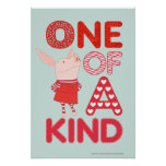 Olivia - One of a Kind Posters
