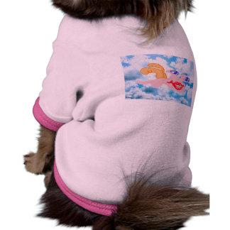 Olivia Ringer Dog Shirt