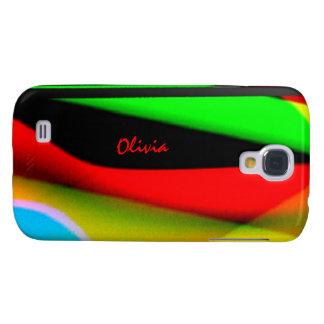 Olivia Samsung Galaxy s4 cover Galaxy S4 Case