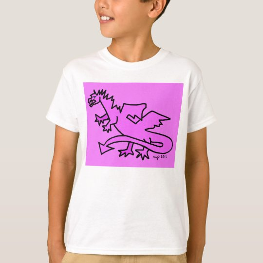 Olivia's dragon T-Shirt