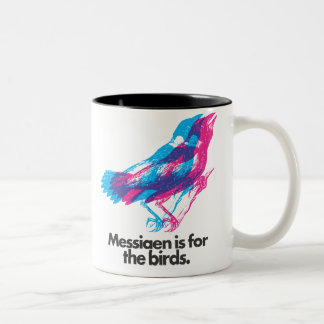Olivier Messiaen is for the Birds Coffee Mug
