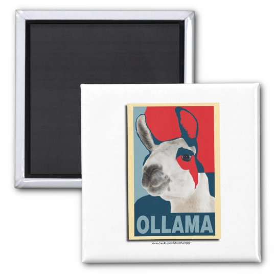Ollama Obama - Magnet